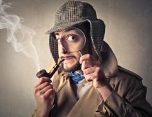 Rekruter w roli detektywa